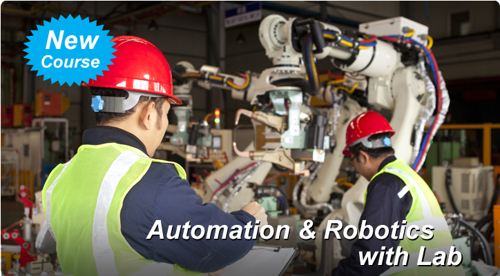 Automations and Robotics Course