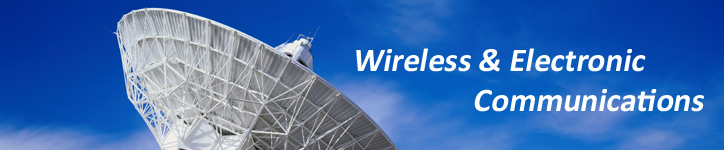 Wireless and Electronic Communications distance education course.