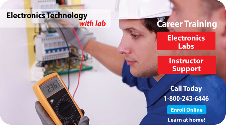 Electronics Technology with Lab Distance Education Course
