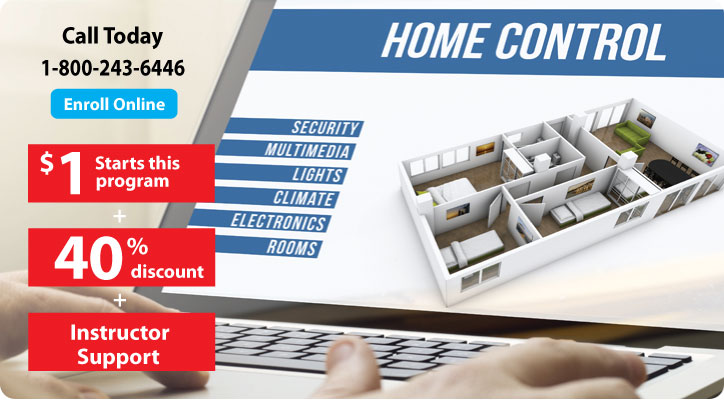 Home Automation Distance Education Course