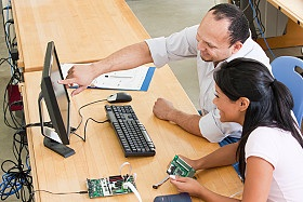 learn electronics online and earn your degree